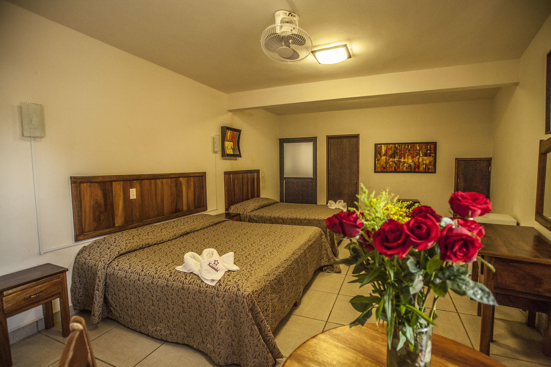 Comodas Y Agradables Habitaciones Xcaanda Hotel En